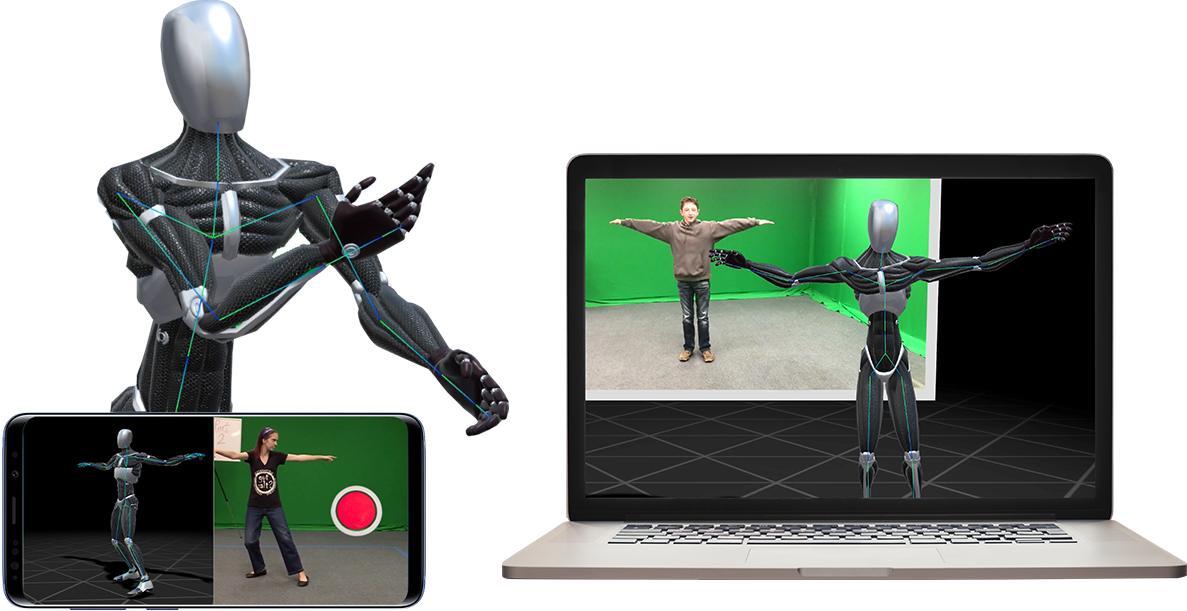 Simulated Screen samples